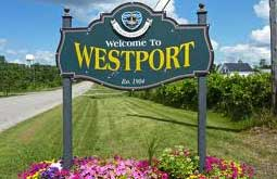 Village of Westport Ontario